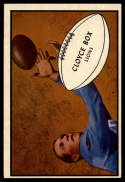 1953 Bowman #77 Cloyce Box EX Excellent SP