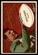 1953 Bowman #73 Pete Pihos VG/EX Very Good/Excellent