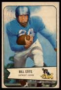 1954 Bowman #5 Bill Stits EX Excellent
