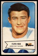 1954 Bowman #22 Floyd Reid VG Very Good