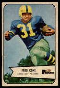 1954 Bowman #46 Fred Cone G Good