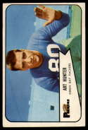 1954 Bowman #58 Art Hunter EX Excellent