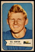 1954 Bowman #34 Bill Howton EX Excellent