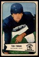 1954 Bowman #97 Tom Finnin ERR EX Excellent