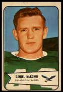 1954 Bowman #93 Dan McKown EX Excellent