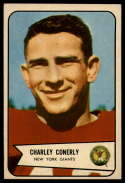 1954 Bowman #113 Charley Conerly EX++ Excellent++