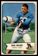 1954 Bowman #41 Doak Walker EX Excellent