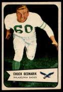 1954 Bowman #57 Chuck Bednarik EX Excellent