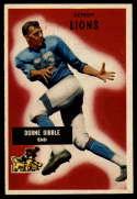 1955 Bowman #4 Dorne Dibble NM Near Mint