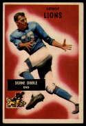 1955 Bowman #4 Dorne Dibble VG/EX Very Good/Excellent