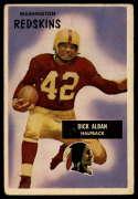 1955 Bowman #12 Dick Alban VG Very Good