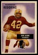 1955 Bowman #12 Dick Alban EX/NM