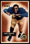 1955 Bowman #23 Harry Thompson EX/NM