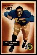 1955 Bowman #23 Harry Thompson NM Near Mint