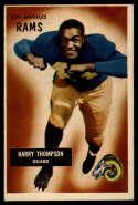 1955 Bowman #23 Harry Thompson EX++ Excellent++