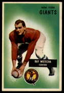 1955 Bowman #24 Ray Wietecha EX++ Excellent++