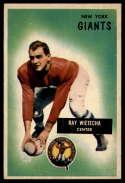 1955 Bowman #24 Ray Wietecha VG Very Good