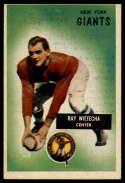 1955 Bowman #24 Ray Wietecha G/VG Good/Very Good
