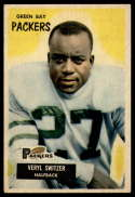 1955 Bowman #35 Veryl Switzer VG/EX Very Good/Excellent