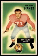 1955 Bowman #41 Ray Collins EX Excellent