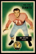 1955 Bowman #41 Ray Collins EX/NM