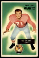 1955 Bowman #41 Ray Collins VG Very Good