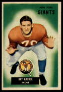 1955 Bowman #51 Ray Krouse EX/NM RC Rookie