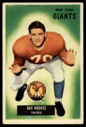 1955 Bowman #51 Ray Krouse EX Excellent RC Rookie