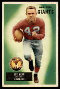 1955 Bowman #55 Joe Heap VG/EX Very Good/Excellent RC Rookie