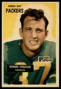 1955 Bowman #57 Howard Ferguson EX Excellent