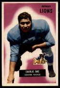 1955 Bowman #59 Charlie Ane EX Excellent RC Rookie