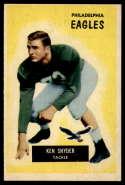 1955 Bowman #63 Ken Snyder EX Excellent