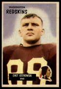 1955 Bowman #64 Chet Ostrowski EX/NM