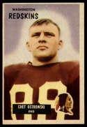 1955 Bowman #64 Chet Ostrowski EX Excellent