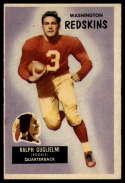 1955 Bowman #61 Ralph Guglielmi VG/EX Very Good/Excellent RC Rookie