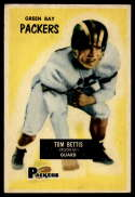 1955 Bowman #90 Tom Bettis VG/EX Very Good/Excellent