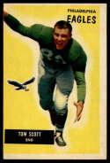 1955 Bowman #105 Tom Scott VG Very Good