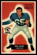 1955 Bowman #114 Doug Eggers EX/NM