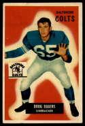 1955 Bowman #114 Doug Eggers VG/EX Very Good/Excellent