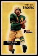 1955 Bowman #122 Bobby Dillon EX Excellent