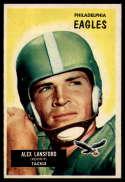 1955 Bowman #126 Buck Lansford NM Near Mint RC Rookie