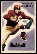 1955 Bowman #129 Dale Atkeson VG/EX Very Good/Excellent RC Rookie