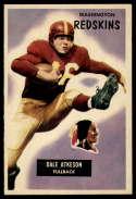 1955 Bowman #129 Dale Atkeson EX/NM RC Rookie