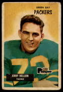 1955 Bowman #144 Jerry Helluin G/VG Good/Very Good