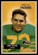 1955 Bowman #144 Jerry Helluin EX Excellent