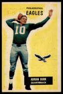 1955 Bowman #145 Adrian Burk EX Excellent