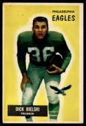 1955 Bowman #149 Dick Bielski VG/EX Very Good/Excellent RC Rookie