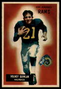 1955 Bowman #157 Volney Quinlan NM Near Mint