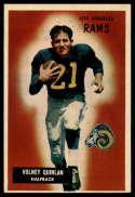 1955 Bowman #157 Volney Quinlan EX Excellent