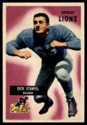 1955 Bowman #36 Dick Stanfel NM Near Mint RC Rookie